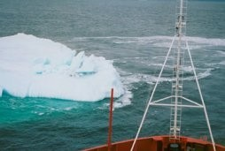 Combatiendo los icebergs en Terranova