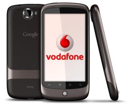Nexus One con Vodafone
