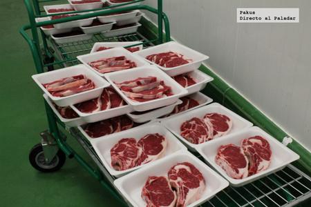 carne en carro compra