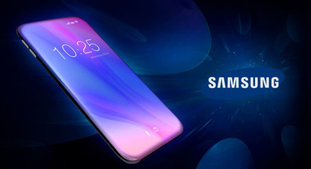 Samsung tendría listo su móvil con cámara bajo la pantalla para el año que viene