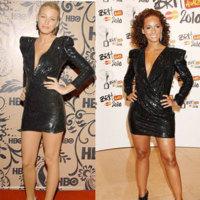 Vestido de Balmain: ¿Blake o Alicia?