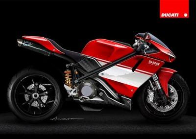Ducati Supermono 599, resucitando la leyenda