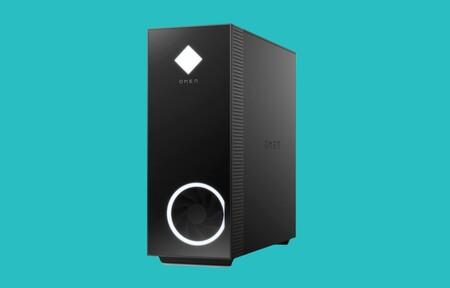 Hazte con una RTX 3060 y un Ryzen 5 5600X por poco más de 1.000 euros con este PC gaming de HP a mínimo histórico