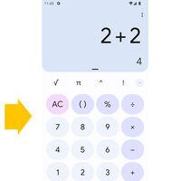 Calculadora de Google se renueva por completo con Material You