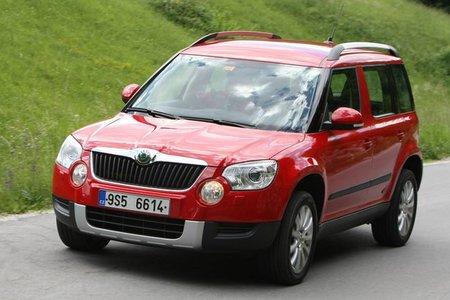 Škoda Yeti, ahora disponible con el motor 1.4 TSI de 122 CV