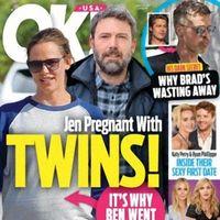 ¿Gemelos para Ben y Jennifer?