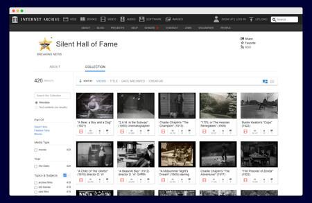 Internet Archive Peliculas