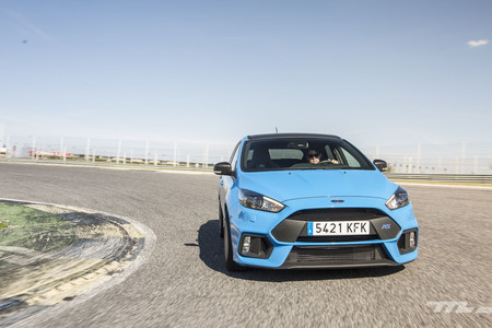 Ford Focus Rs Performance Prueba
