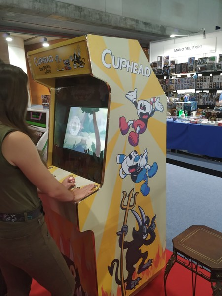 Madrid Games Week Retro