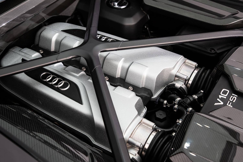 Foto de Audi R8 2019, toma de contacto (85/188)