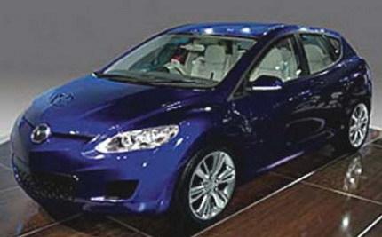 Nuevo Mazda3, ¿foto oficial o recreación?