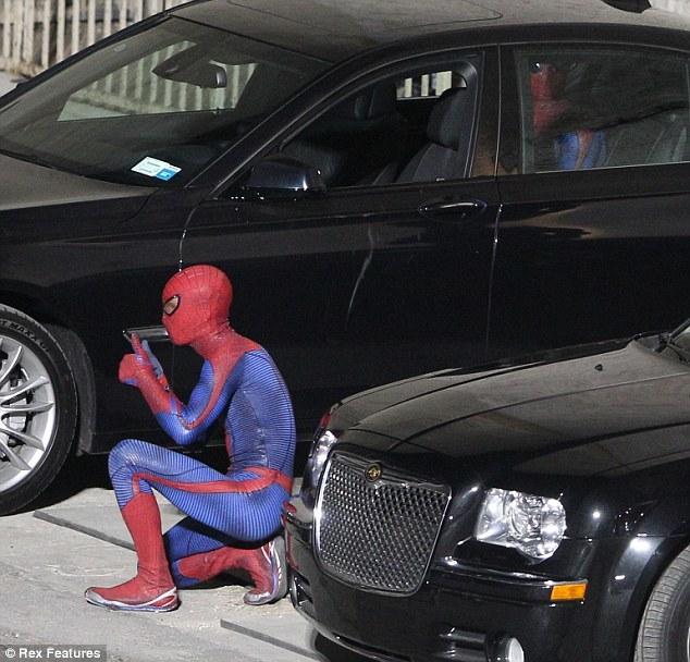 Foto de 'Spider-Man' de Marc Webb, nuevas fotos del rodaje (3/17)