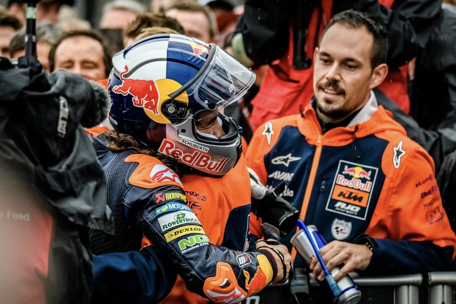 Foto de KTM y el mejor día de su vida en MotoGP (3/10)