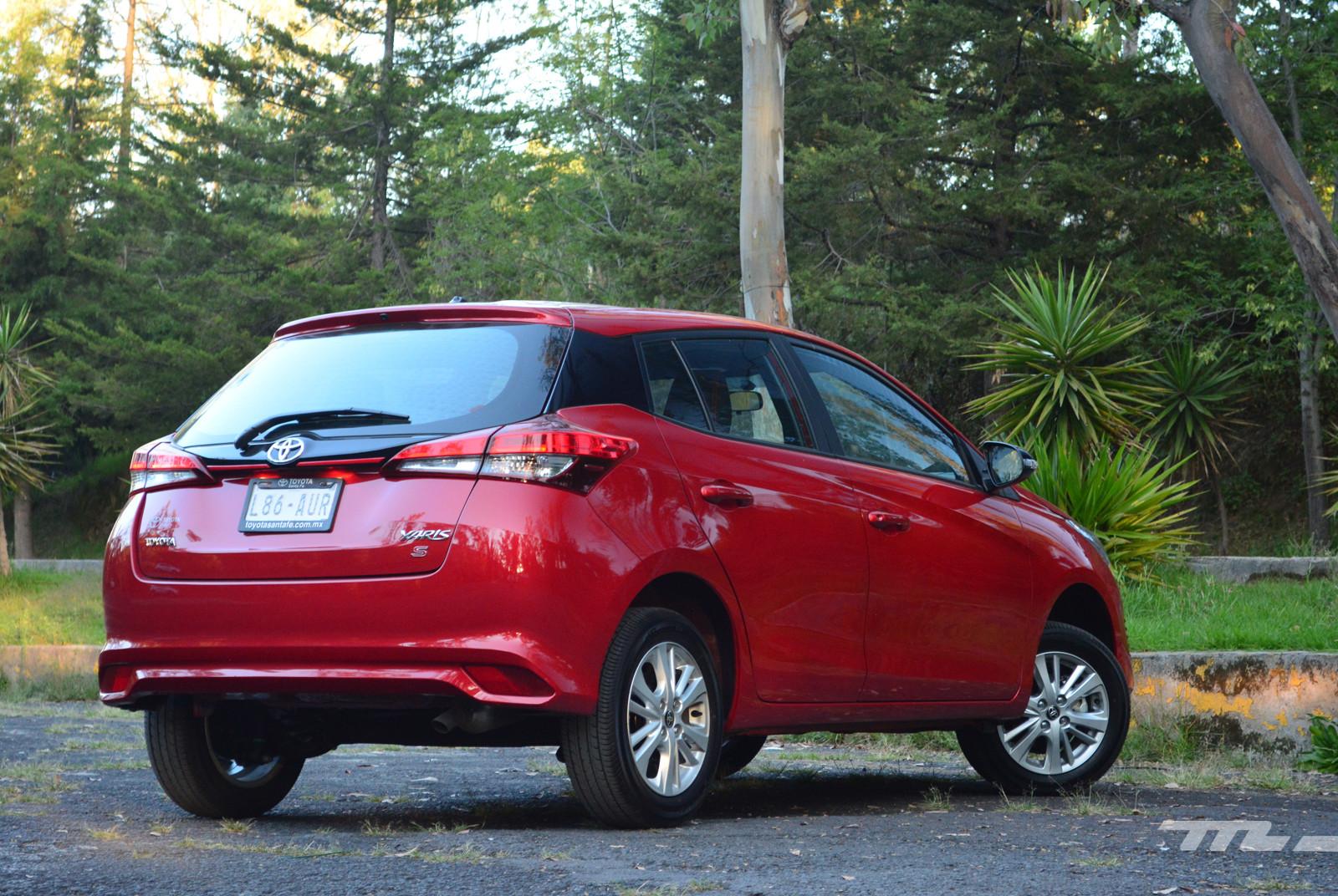 Foto de Toyota Yaris Hatchback (prueba) (2/20)