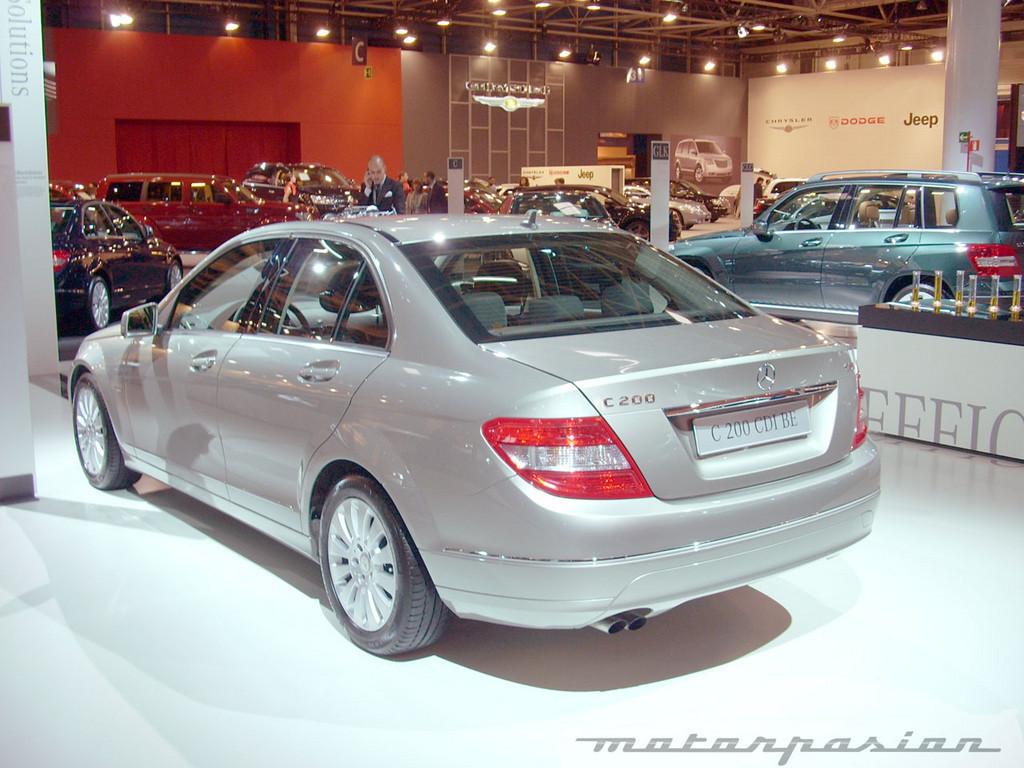 Foto de Mercedes-Benz en el Salón de Madrid (5/40)