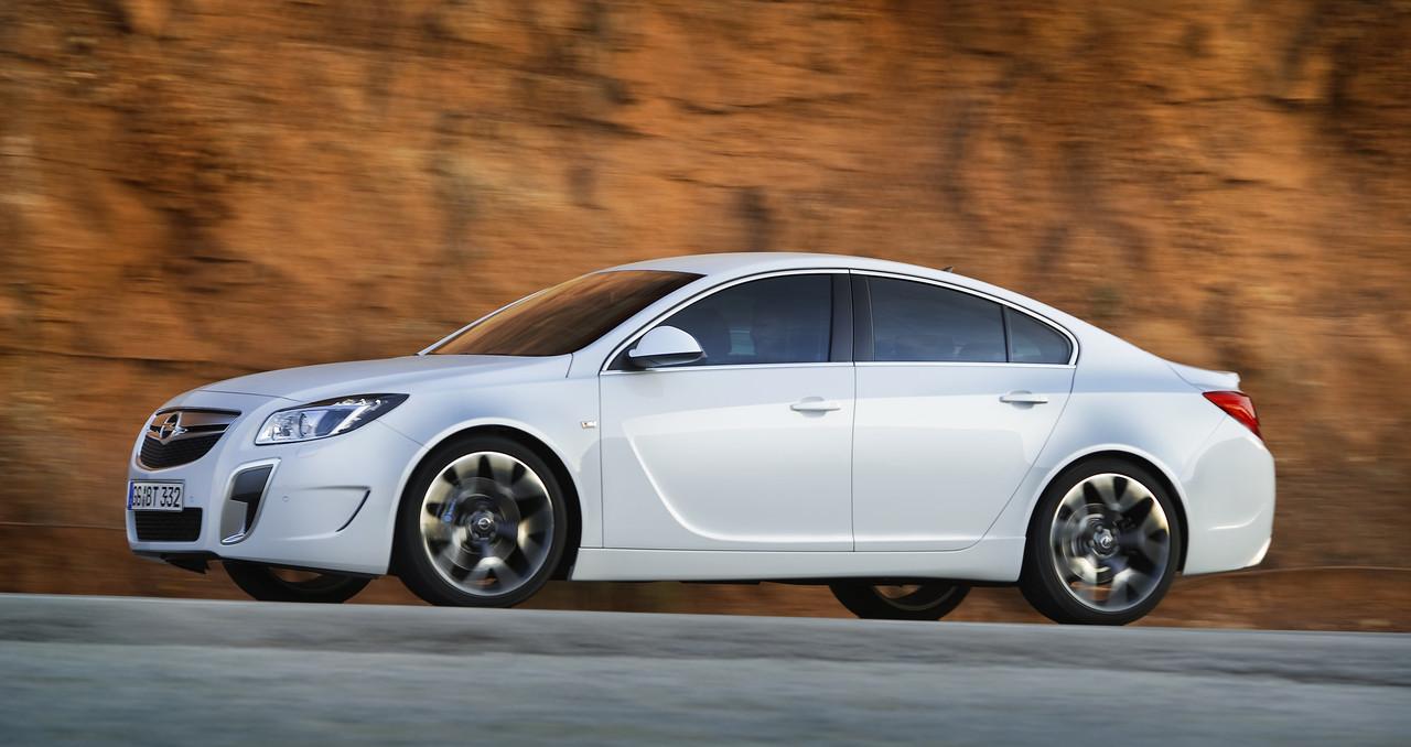 Foto de Opel Insignia OPC Unlimited (18/24)