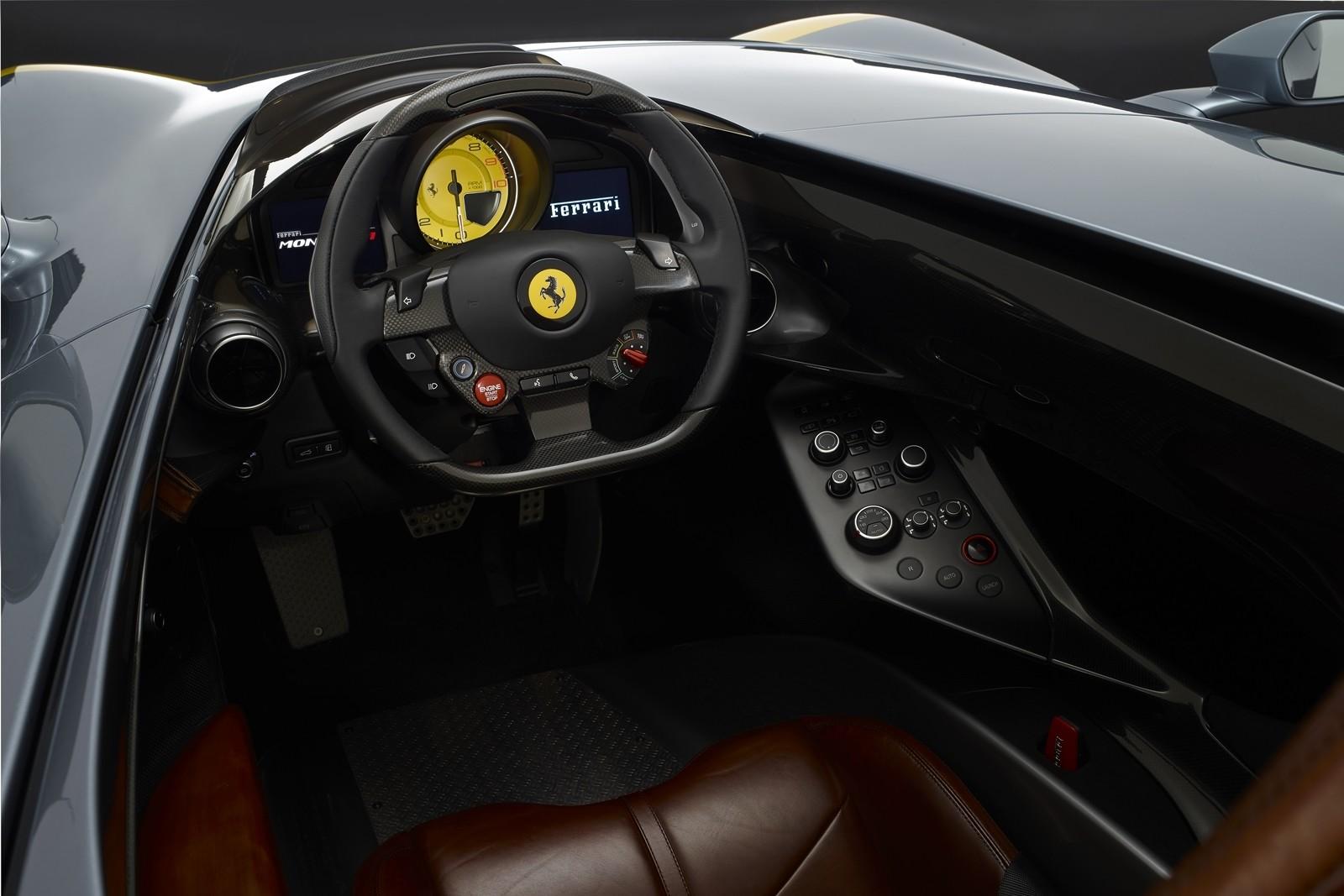 Foto de Ferrari Monza SP1 y Monza SP2 2019 (12/14)