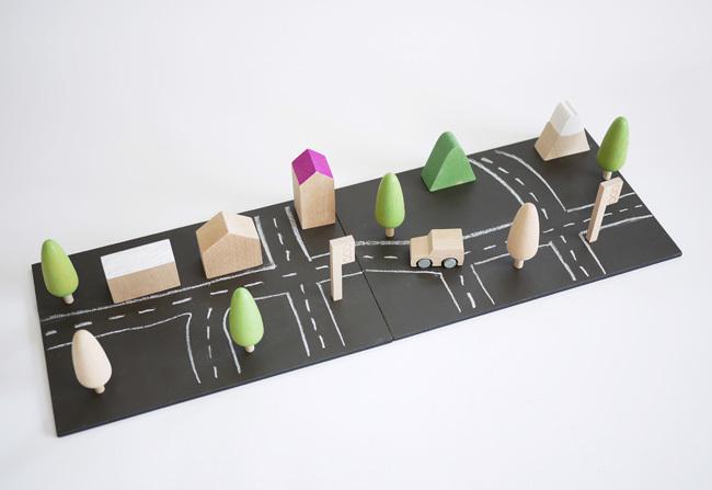 Foto de Machi, una ciudad minimalista de juguete (1/7)