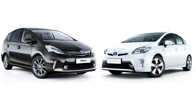 Toyota Prius+ o Prius