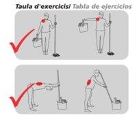 Fregogym: ¿ejercitarse y limpiar al mismo tiempo?