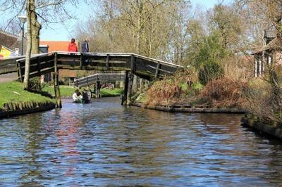 El pueblo de los Países Bajos que no tiene carreteras