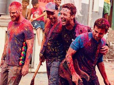 Coldplay ya están de vuelta: escucha 'Adventure Of A Lifetime', el primer single de A Head Full Of Dreams