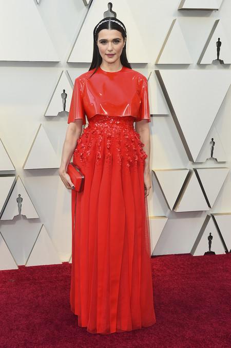 Rachel Weisz Givenchy Oscar 2019