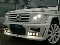 Utilitarios para Dubai: Mercedes Clase G Stretline por ART