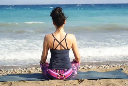 Siete Posturas De Yoga Para Embarazada Ejercicios Recomendados Para Primer Trimestre