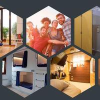 Vivir en una colmena de 3 m2, ¿la solución a los problemas de habitabilidad de las grandes ciudades?