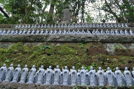 Japón: Hase-dera, el templo de los niños perdidos de Kamakura