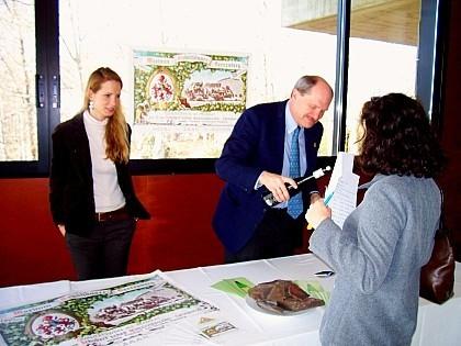 Presentación de la añada 2006: Vinos Alemanes en Girona