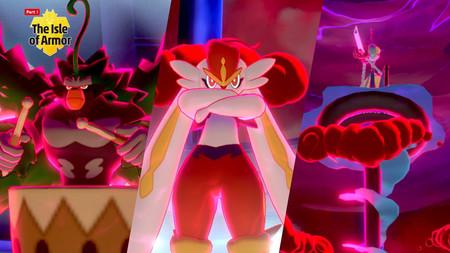 Pokémon Espada y Escudo recibirán nuevos Pokémon y muchas novedades con las expansiones La Isla de la Armadura y Las Nieves de la Corona