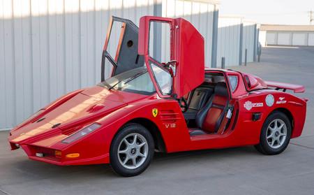 El Ferrari más feo jamás concebido es este Pontiac Fiero que quería ser un Enzo. Y ahora busca nuevo dueño