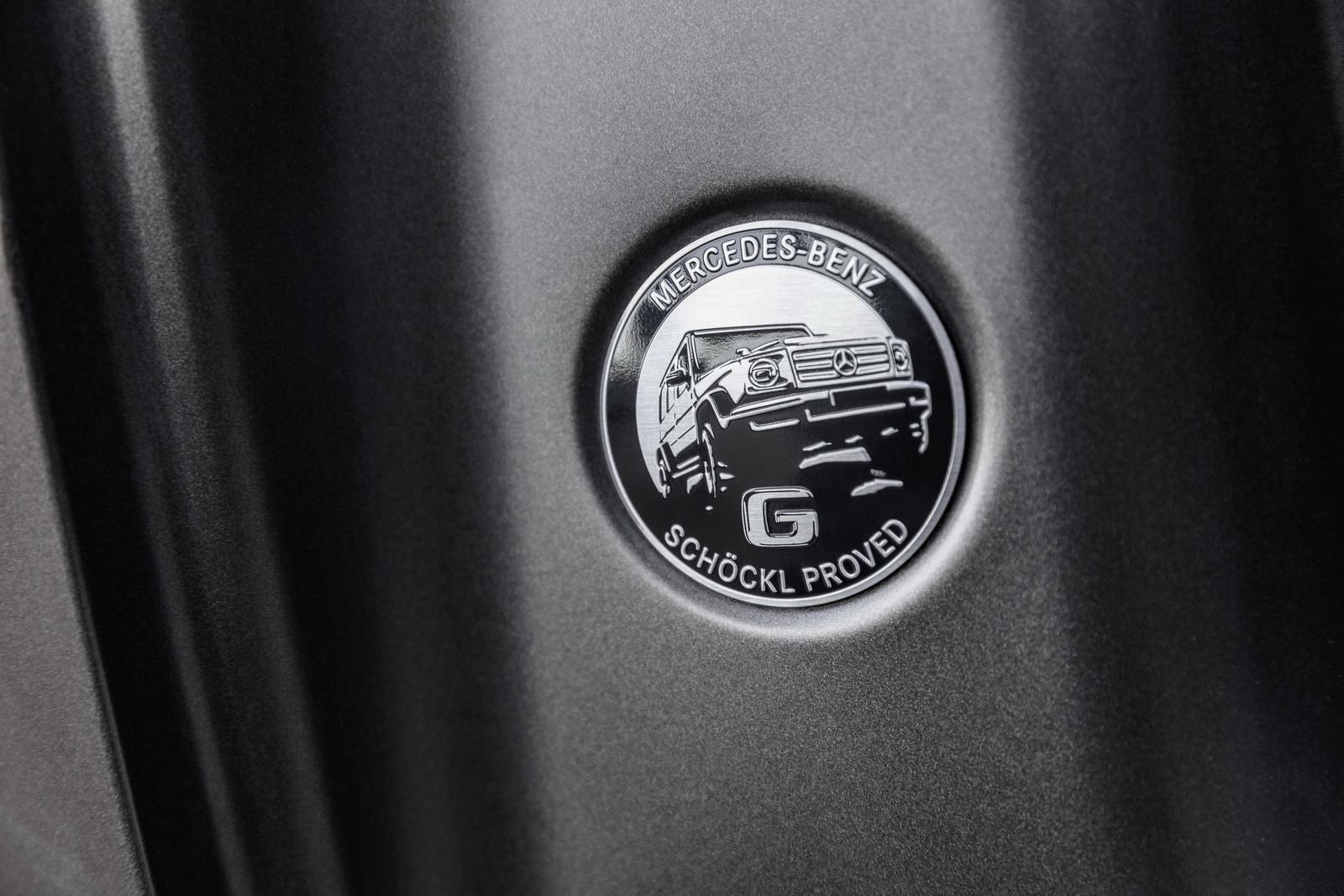 Foto de Mercedes-Benz Clase G 2018, imágenes filtradas (14/24)