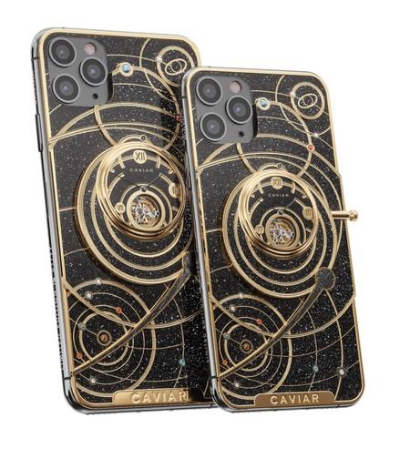 Iphone 11 Pro Max Oro Reloj Mecanico Millon De Pesos