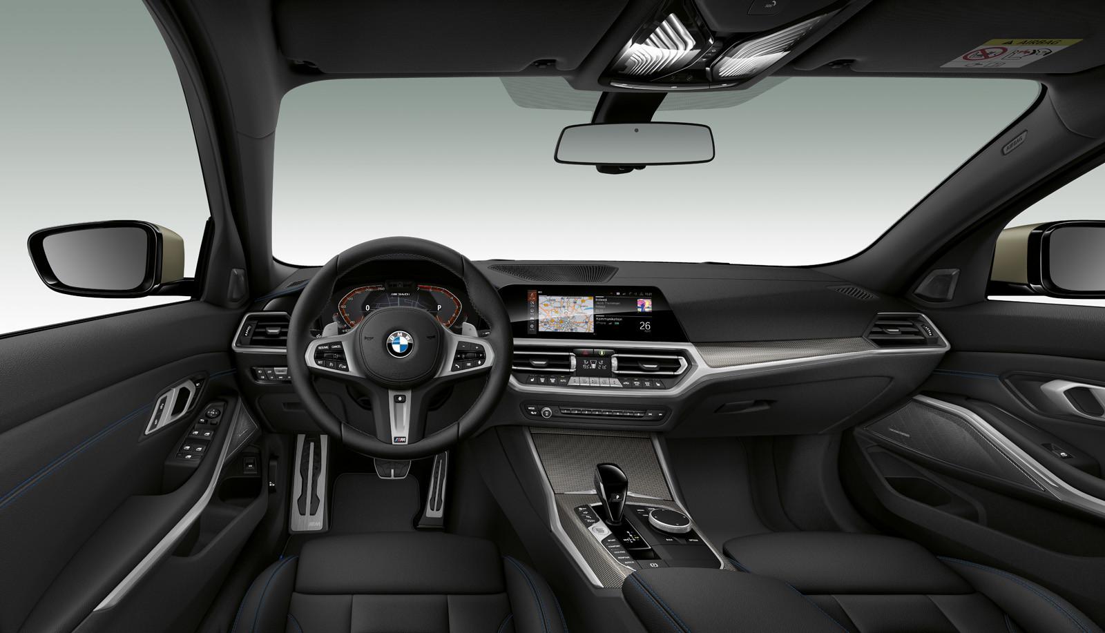 Foto de BMW M340i xDrive sedán (6/12)