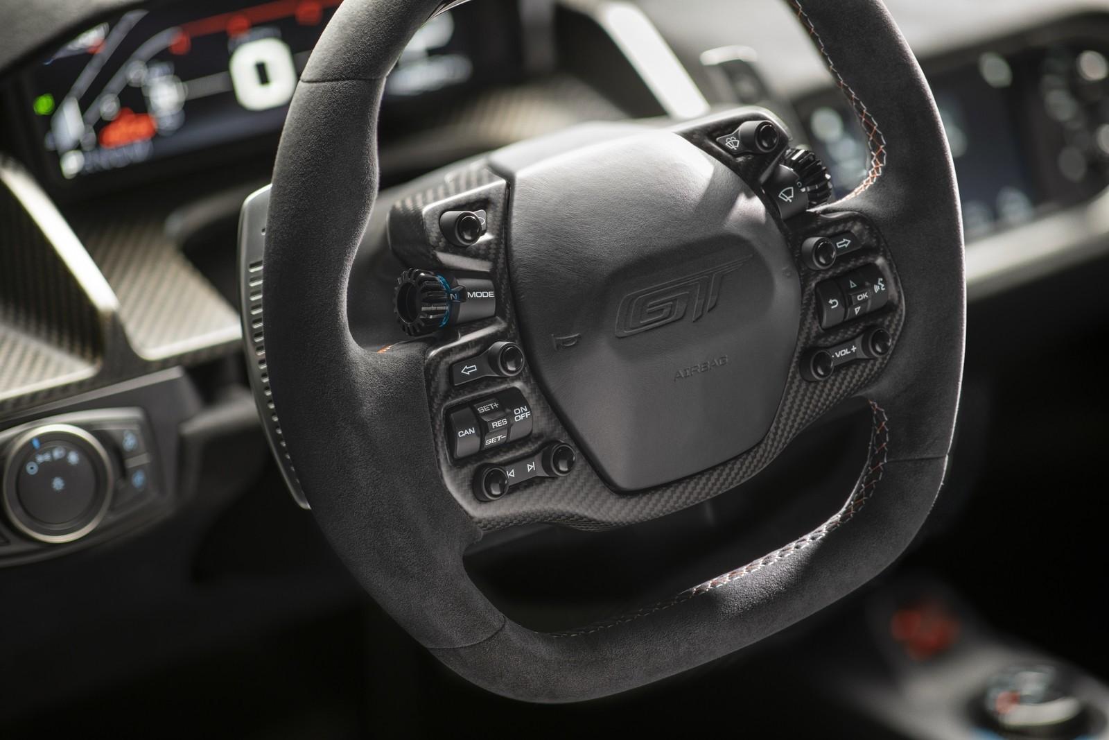 Foto de Ford GT Heritage Edition (11/13)