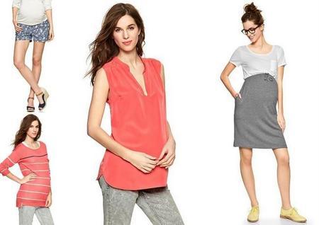 gap rebajas ropa premama embarazada