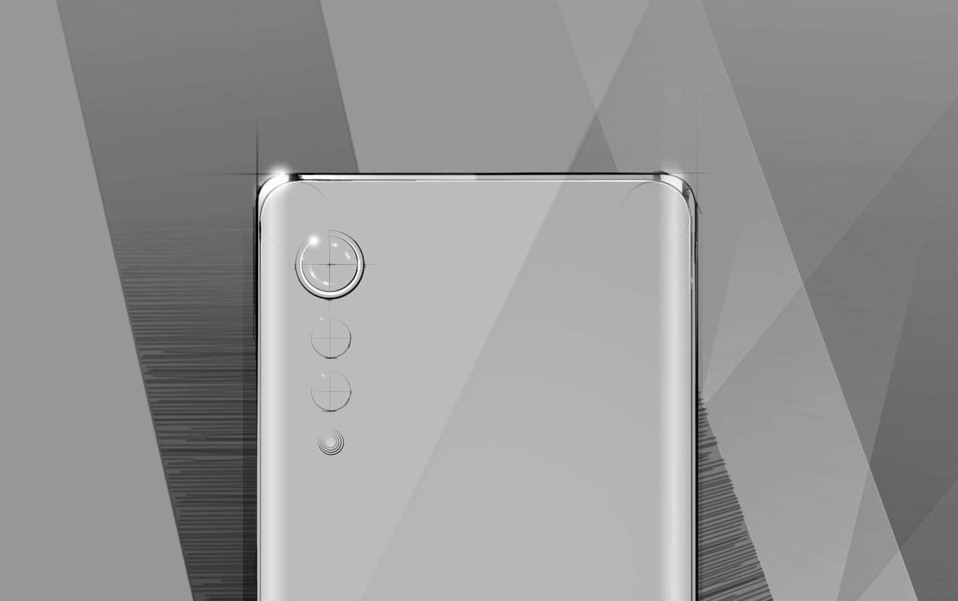 El próximo móvil de LG estrenará diseño, aqui bosetos de diseño