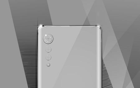 El próximo móvil de LG estrenará diseño: la marca muestra un anticipo con curvas, muchas curvas