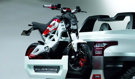 Suzuki Extrigger Moto Electrica 1