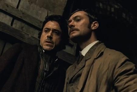 'Sherlock Holmes', los actores salvan el despropósito de Guy Ritchie