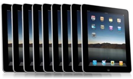 Foxconn niega los posibles retrasos del iPad y asegura 700.000 unidades a finales de mes
