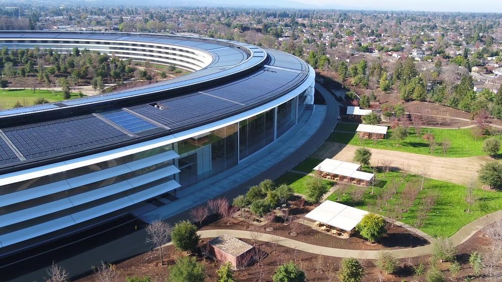 La primera fase de retorno de empleados a Apple Park empezará el 15 de junio