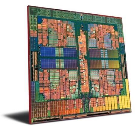 Oblea de AMD Phenom X4
