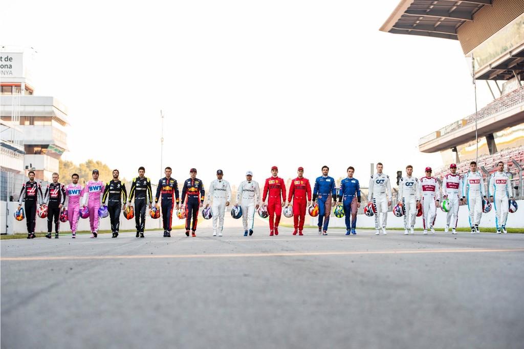 Guía de la Fórmula 1 2020: estos son todos los equipos y pilotos del mundial