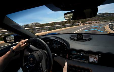 Porsche Taycan, actualizaciones 2020-2021