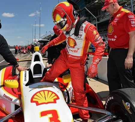 """Helio Castroneves: """"la F1 es todo política"""""""