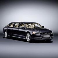Audi A8 L Extended, más que un one-off